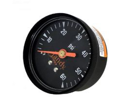 Jandy, DEV/DEL Filters, 0-60 PSI, Pressure Gauge, R0359600
