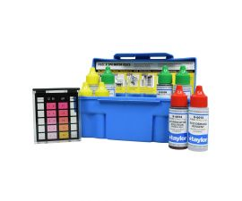 Taylor, Safety Plus Swimming Pool Chlorine, Bromine, pH Alkalinity Test Kit, K-1004