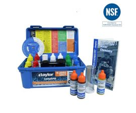 Taylor, Complete High Test Kit, K-2005-SALT