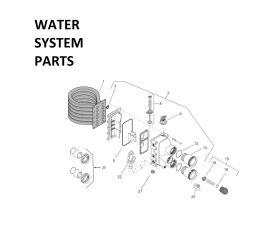 MasterTemp 400K BTU Water System Parts
