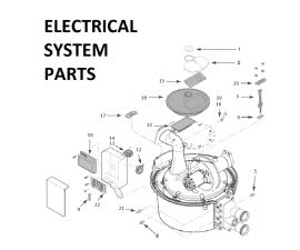 Max-E-Therm SR333NA Electrical System PARTS