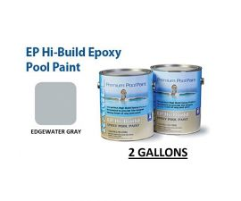 RAMUC, Hi-Build Epoxy Premium Epoxy Edgewater Gray Pool Paint, RAM912237702