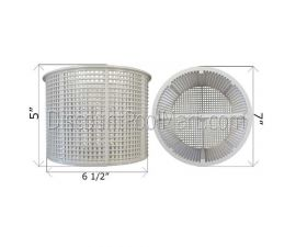 Hayward, Skimmer Basket Assembly | SPX1082CA | B-152