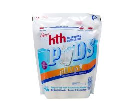 HTH, pH Up Pods Balancer for Swimming Pools, 67051