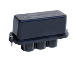 "INTERMATIC, Plastic Pool/Spa Light Junction Box - Two Light Capacity w/conduit sizes from 0.5"" to 1"""