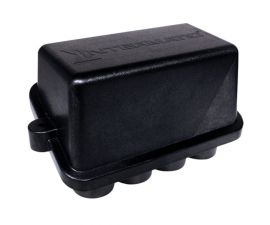 "INTERMATIC, Plastic Pool/Spa Light Junction Box - Four Light Capacity w/conduit sizes from 0.5"" to 1"""