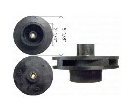 ZODIAC, IMPELLER FOR STEALTH SHPF 3hp A0594906, R0445306