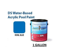 RAMUC DS Acrylic Royal Blue Pool Paint, RAM910132901