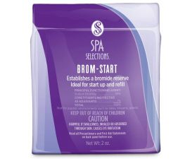 SPA SELECTIONS BROM-START, 2 OZ.