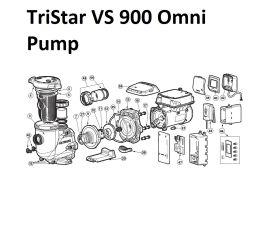 TriStar VS 900 Omni Pump Parts | HL32900VSP