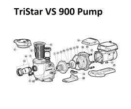 TriStar VS 900 Pump Parts | SP32900VSP