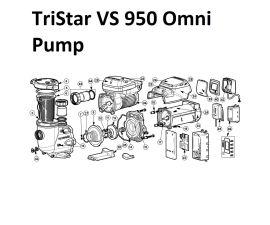 TriStar VS 950 Omni Pump Parts | HL32950VSP