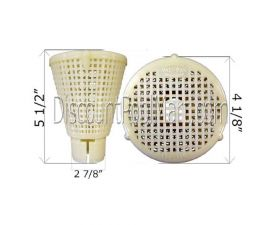 Val-Pak, Inverted Strainer Basket | V50-120