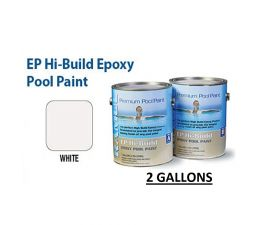 RAMUC EP Hi-Build Epoxy Premium Epoxy White Pool Paint, RAM912231102