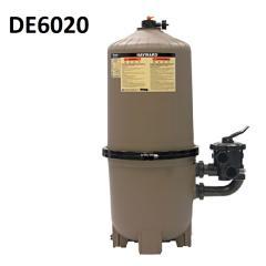 60 sq. ft. Pro Grid Filter Parts DE6020