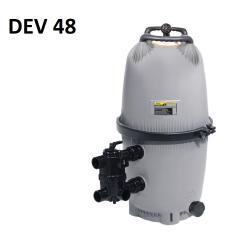 48 sq ft DEV Filter Parts DEV 48