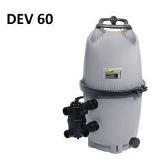 60 sq ft DEV Filter Parts DEV60