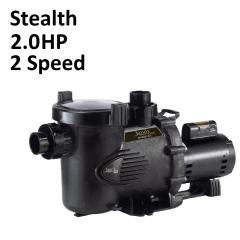 Stealth High Head Pump | 230 Vac | 2.0HP | 2 Speed | SHPF2.0-2