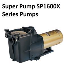 Super Pump SP1600X Series Pumps