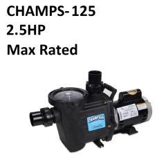 Champion Maximum Rated   230V   2.5HP   CHAMPS-125